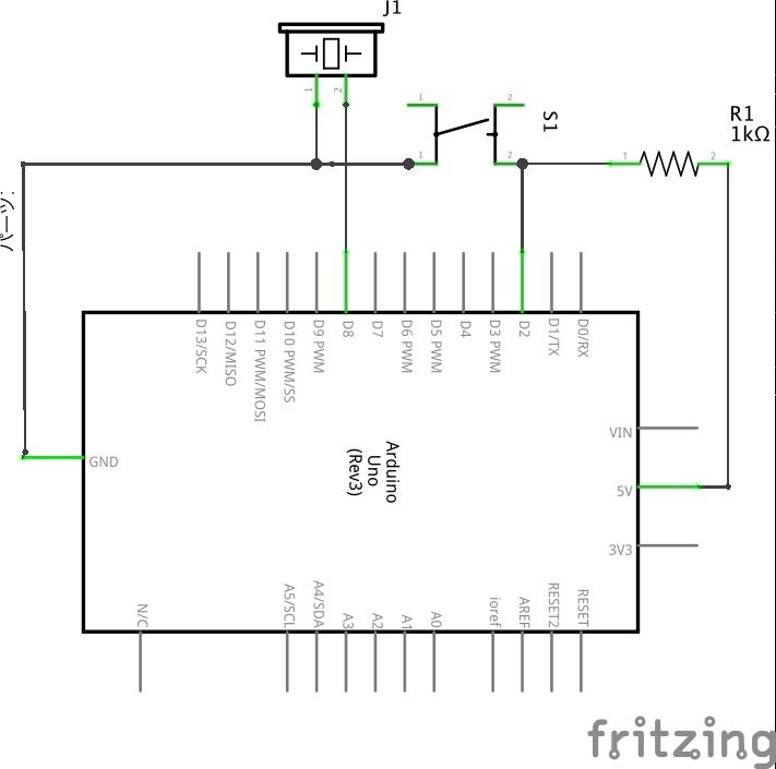 Uno 図 Arduino 回路
